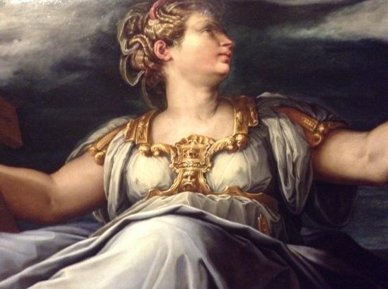La Fede - Giorgio Vasari
