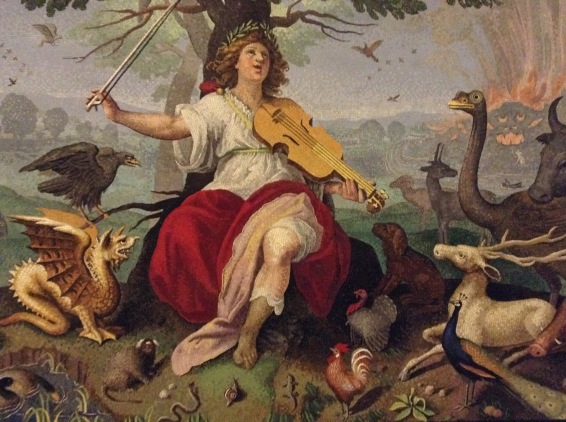 Orfeo - Marcello Provenzale