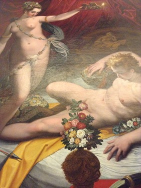 Amore e Pische - Jacopo Zucchi