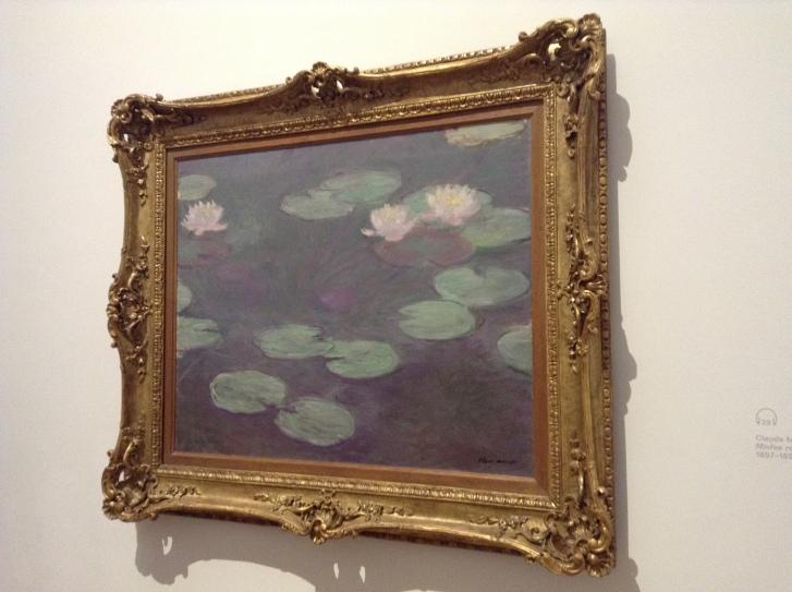 Nymphéas - Claude Monet