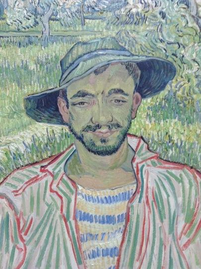 Il giardiniere - Van gogh