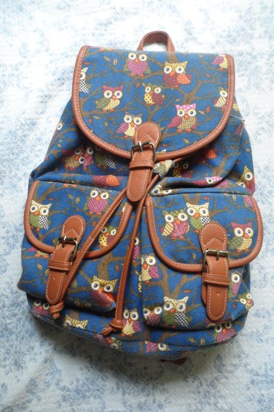 Mon sac que j'ai hâte de pouvoir réutiliser